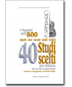 40 Studi scelti