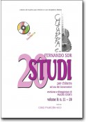 20 Studies Vol 2 n. 10-20 + CD