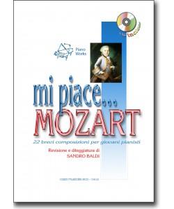 Mi piace...Mozart + CD