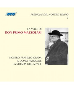 La voce di Don Primo Mazzolari CD