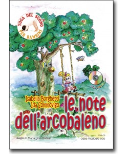 Le note dell'arcobaleno + CD