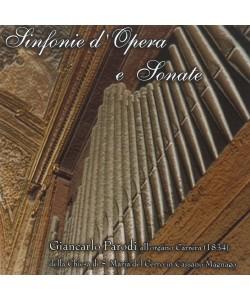 Sinfonie d'Opera e Sonate CD