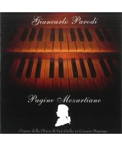 Pagine Mozartiane CD