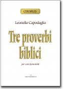 3 proverbi biblici
