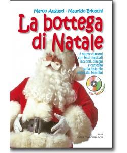 La bottega di Natale + CD