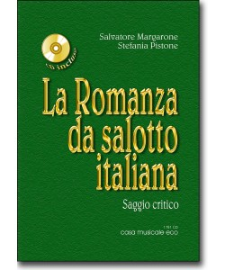 La Romanza da salotto italiana + CD