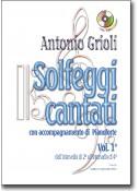 Solfeggi cantati vol 1 + CD