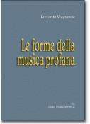 Le forme della musica profana