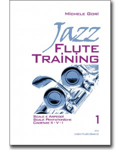 Jazz flute training 1