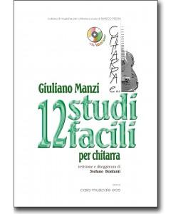 12 studi facili + CD