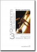 3 Quartetti da Mozart