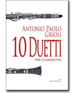 10 Duetti per Clarinetto