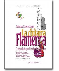 La chitarra flamenca + CD