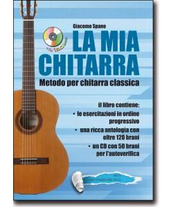La mia chitarra + CD (usato)