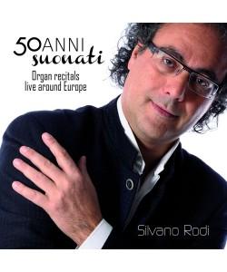 Organ recitals live around Europe - CD