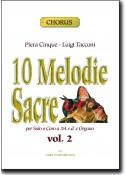10 Melodie Sacre vol. 2