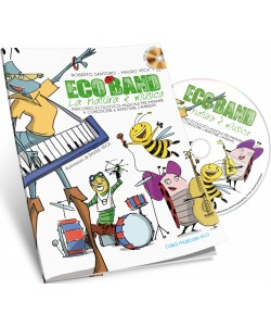 Eco Band La natura è musica + CD