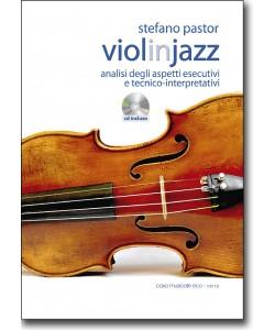 Violinjazz + CD (usato)