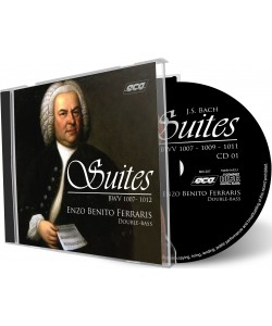 J.S.Bach - Suites (2 CD)