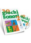 30 Giochi sonori vol. 2 - Strumenti musicali - con CD
