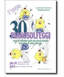 30 Pianosolfeggi