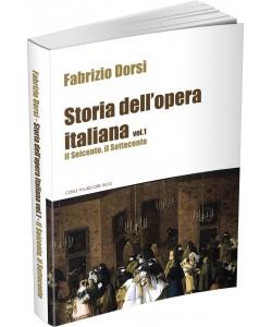 Storia dell'opera italiana vol.1