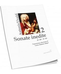 2 Sonate inedite di Antonio Vivaldi