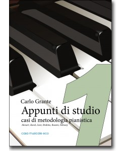 APPUNTI DI STUDIO, vol. 1