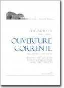 Oucverture, Corrente