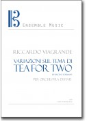 Variazioni sul tema di Tea for two di Vincent Youmans