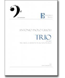 Trio op.28/Z per oboe, clarinetto in Sib, violoncello