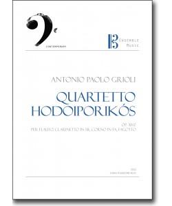 Quartetto Hodoiporikòs op.30/Z