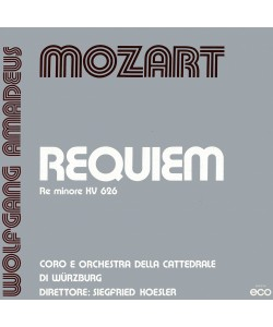 Requiem in D Minor, K. 626