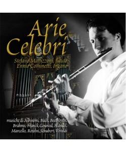 Arie celebri per flauto e organo