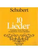 Schubert, 10 Lieder