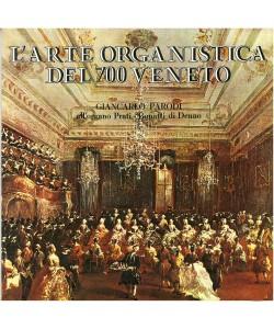 L'arte organistica del 700 veneto