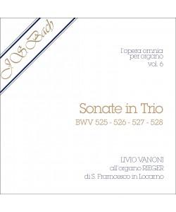 AUDIO: J.S. Bach - Opera Omnia per Organo, vol. 6