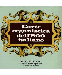 AUDIO: L'arte organistica dell'800 italiano